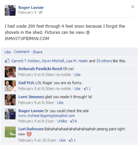 Rogers Facebook